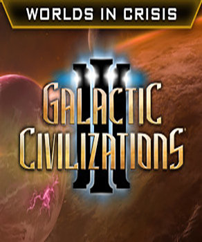 Poster for Galactic Civilizations III: Worlds in Crisis