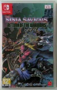 The ninja saviors - Return of the warriors Mini_200513013817298097
