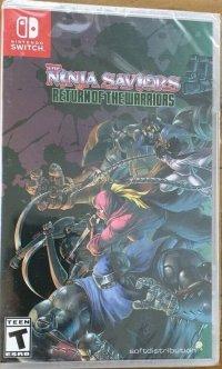 The ninja saviors - Return of the warriors Mini_200513013935173542