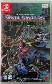 The ninja saviors - Return of the warriors Mini_200513014042103064