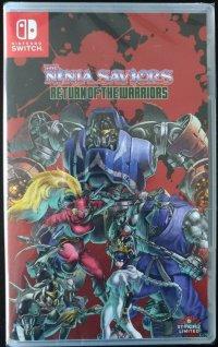 The ninja saviors - Return of the warriors Mini_200513014158166768