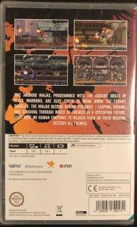 The ninja saviors - Return of the warriors Mini_200513015413340408