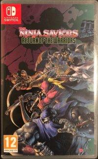 The ninja saviors - Return of the warriors Mini_200513015414167444