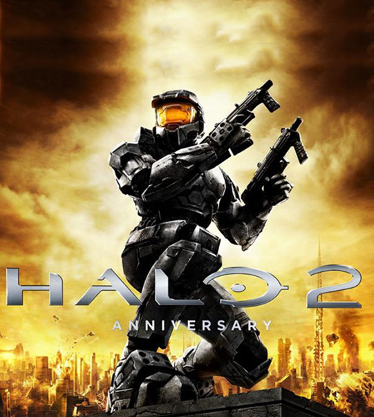 Poster for Halo The Master Chief Collection Halo 2 Anniversary