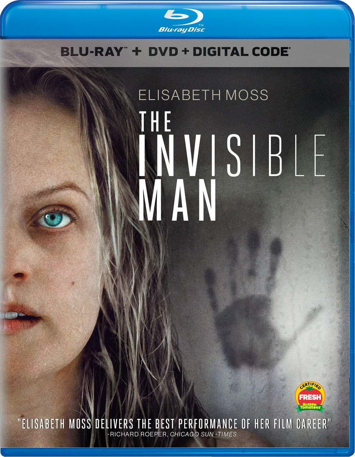 The Invisible Man (2020) poster image