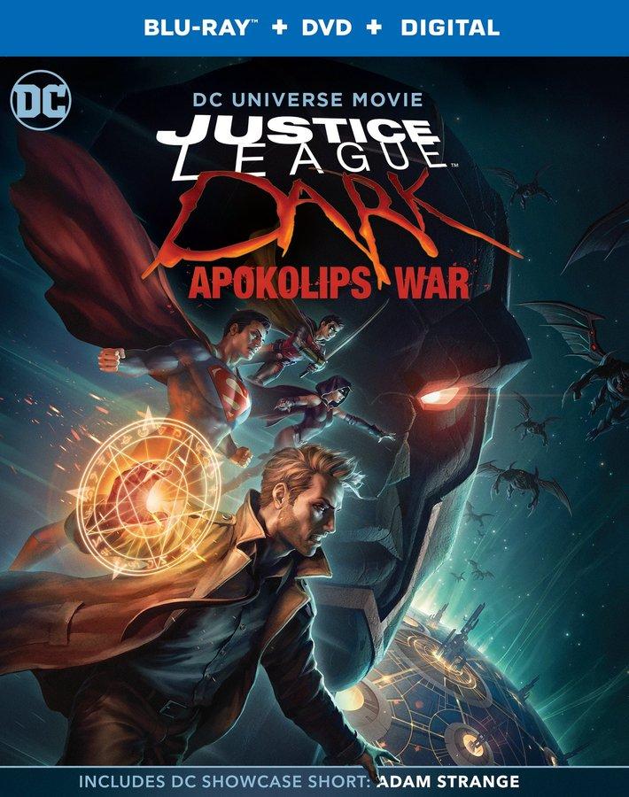 Justice League Dark: Apokolips War (2020) poster image