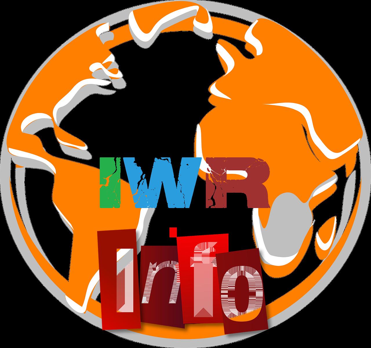 LOGO IWR info