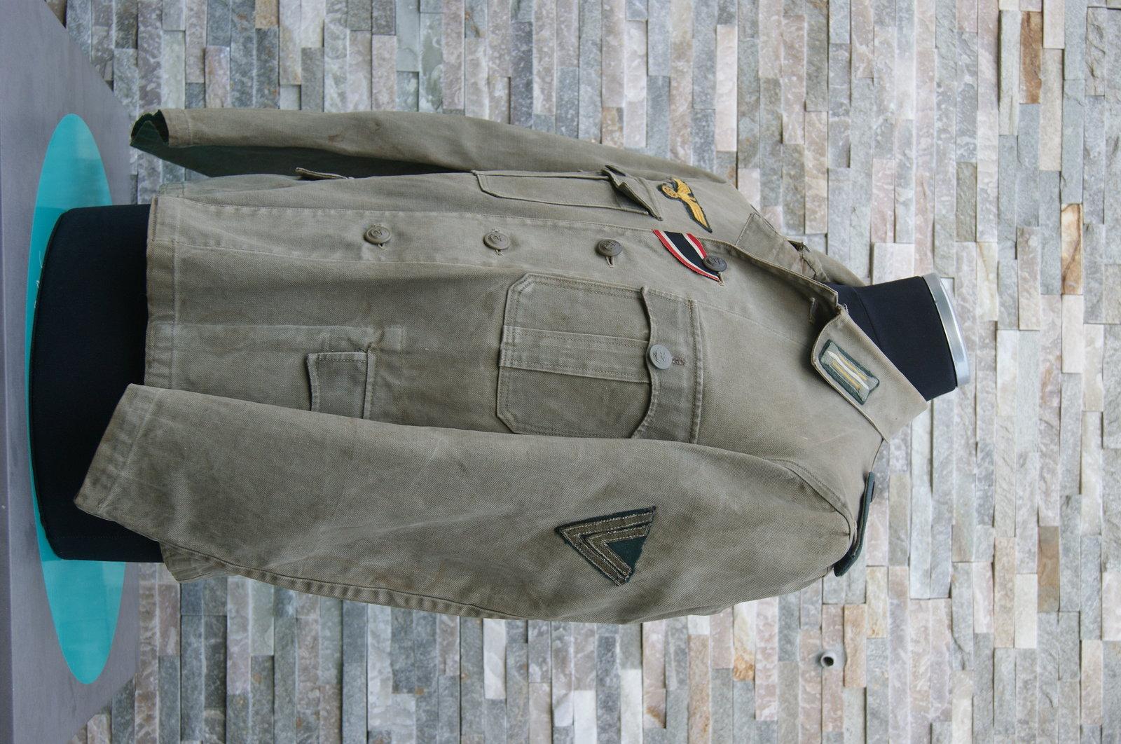 Veste toile KM Artillerie Cotière 200518093356679950