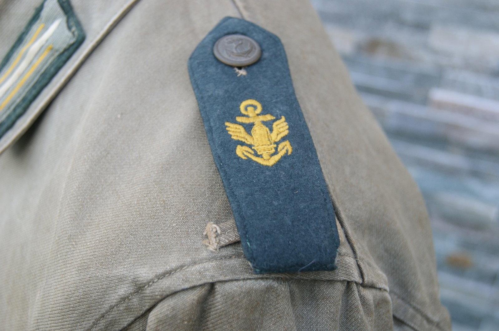 Veste toile KM Artillerie Cotière 200518093359682144
