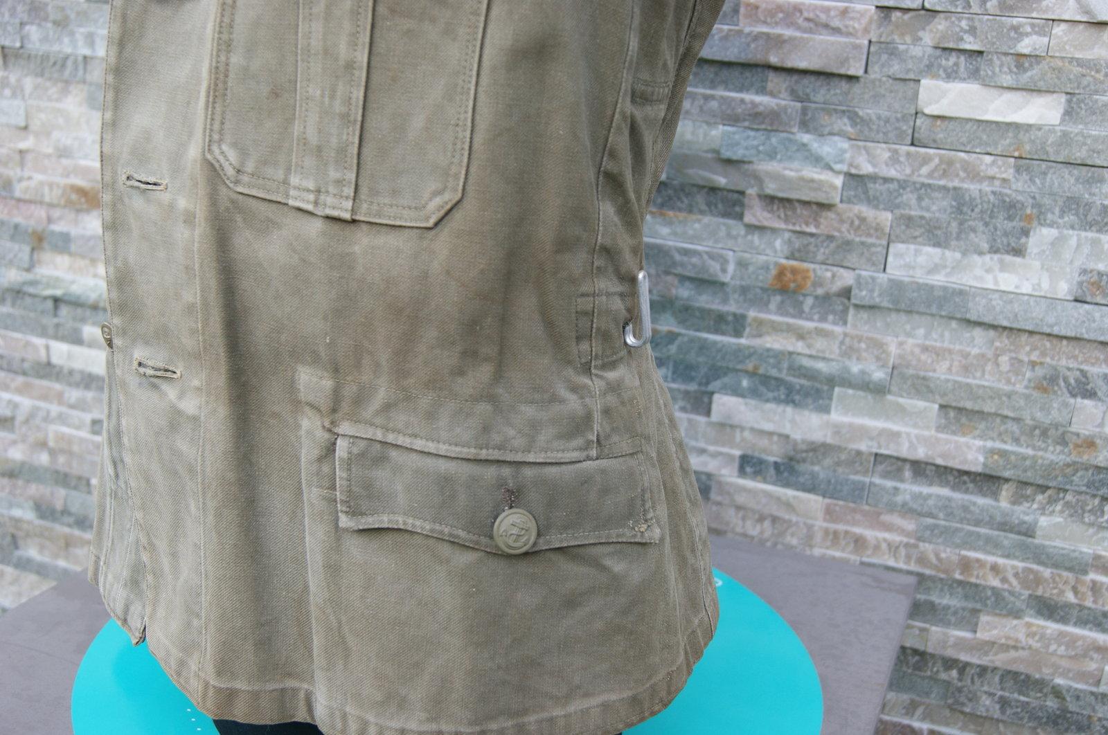 Veste toile KM Artillerie Cotière 200518093648783083