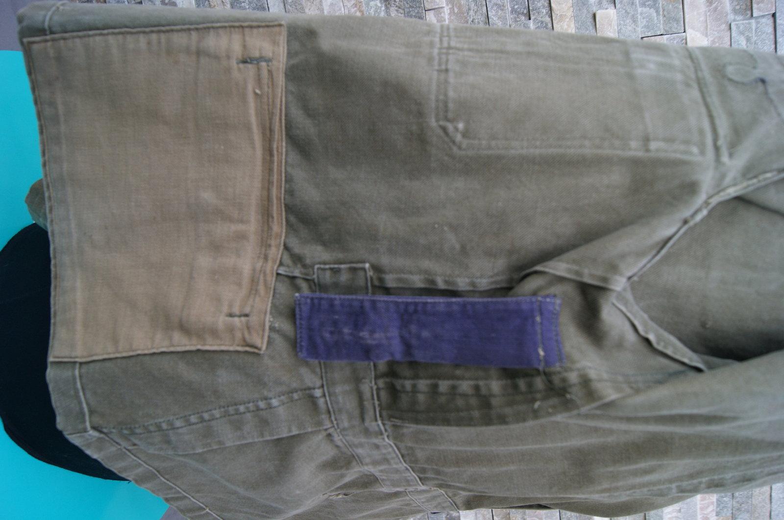 Veste toile KM Artillerie Cotière 200518093721762097