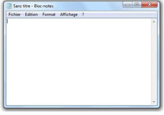 bloc notes disparu