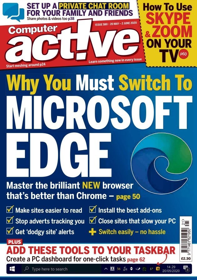 Computeractive – Issue 580, 20 May