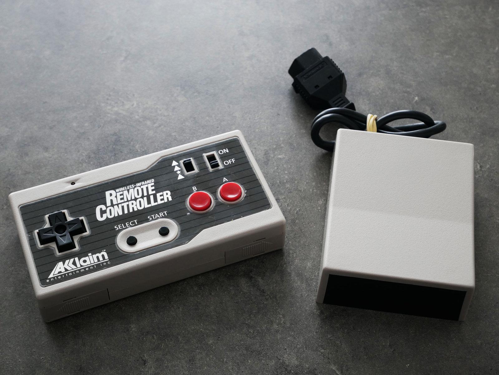 [VDS] Nintendo NES : divers accessoires 200520083509628412