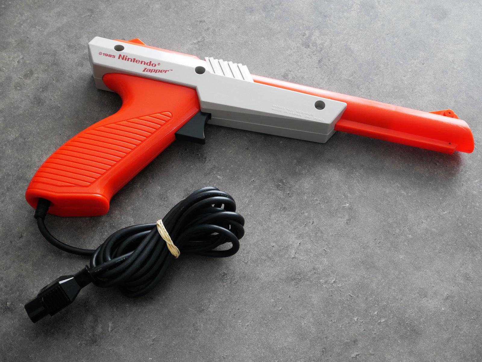 [VDS] Nintendo NES : divers accessoires 200520083516756046