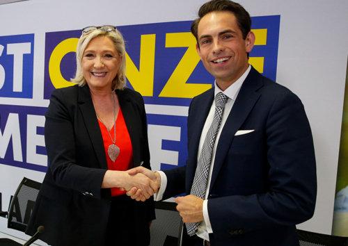 Marine-Le-Pen-et-le-Vlaams-Belang