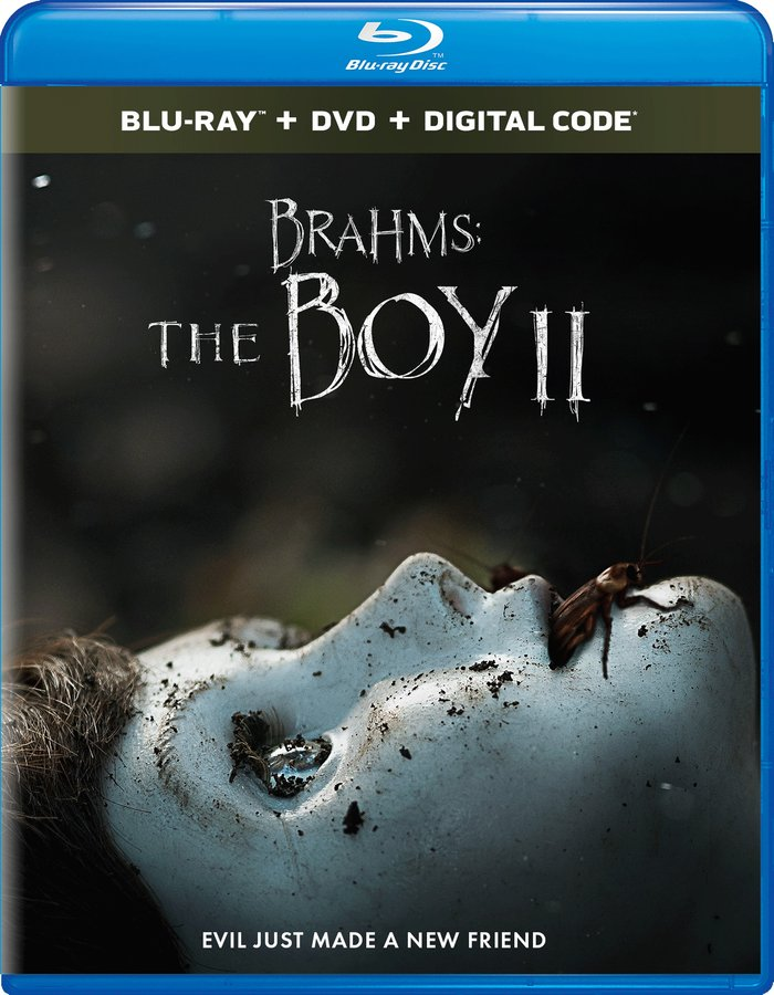 Brahms: The Boy II (2020) poster image