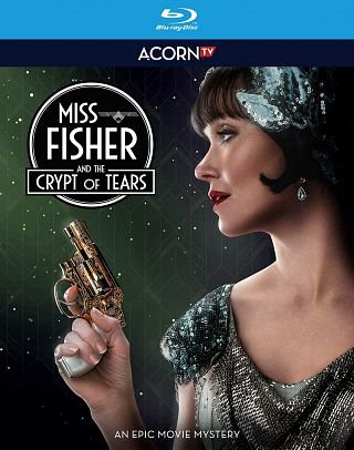 Miss Fisher & the Crypt of Tears poster image