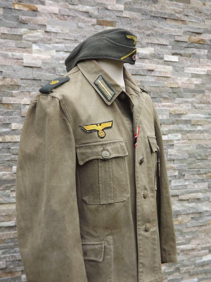 Veste toile KM Artillerie Cotière 200523123707434165