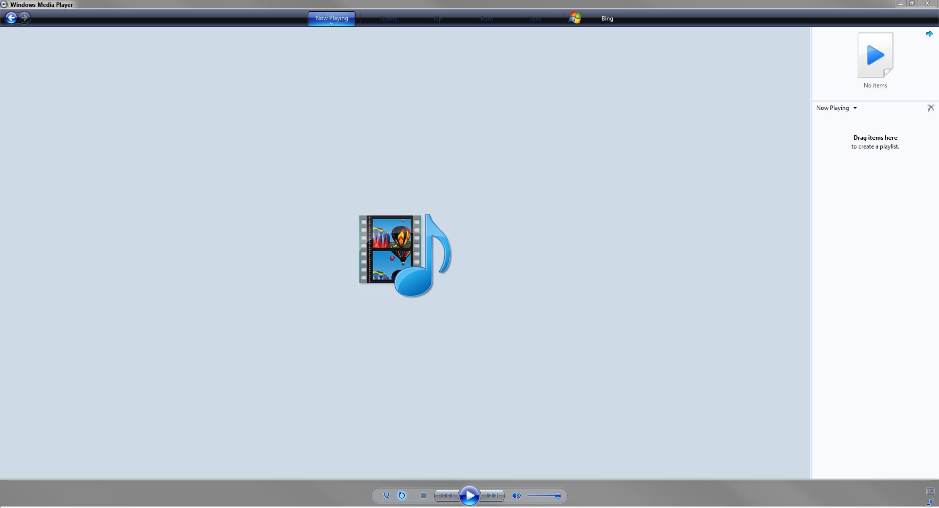 WMP11 win 7 vista version