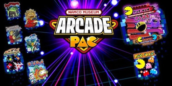 [SCORING] NAMCO MUSEUM (Arcade Pac) 200525020542691854