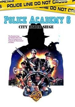 Police Academy 6 : S.O.S. Ville en état de choc