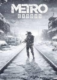 Poster for Metro Exodus