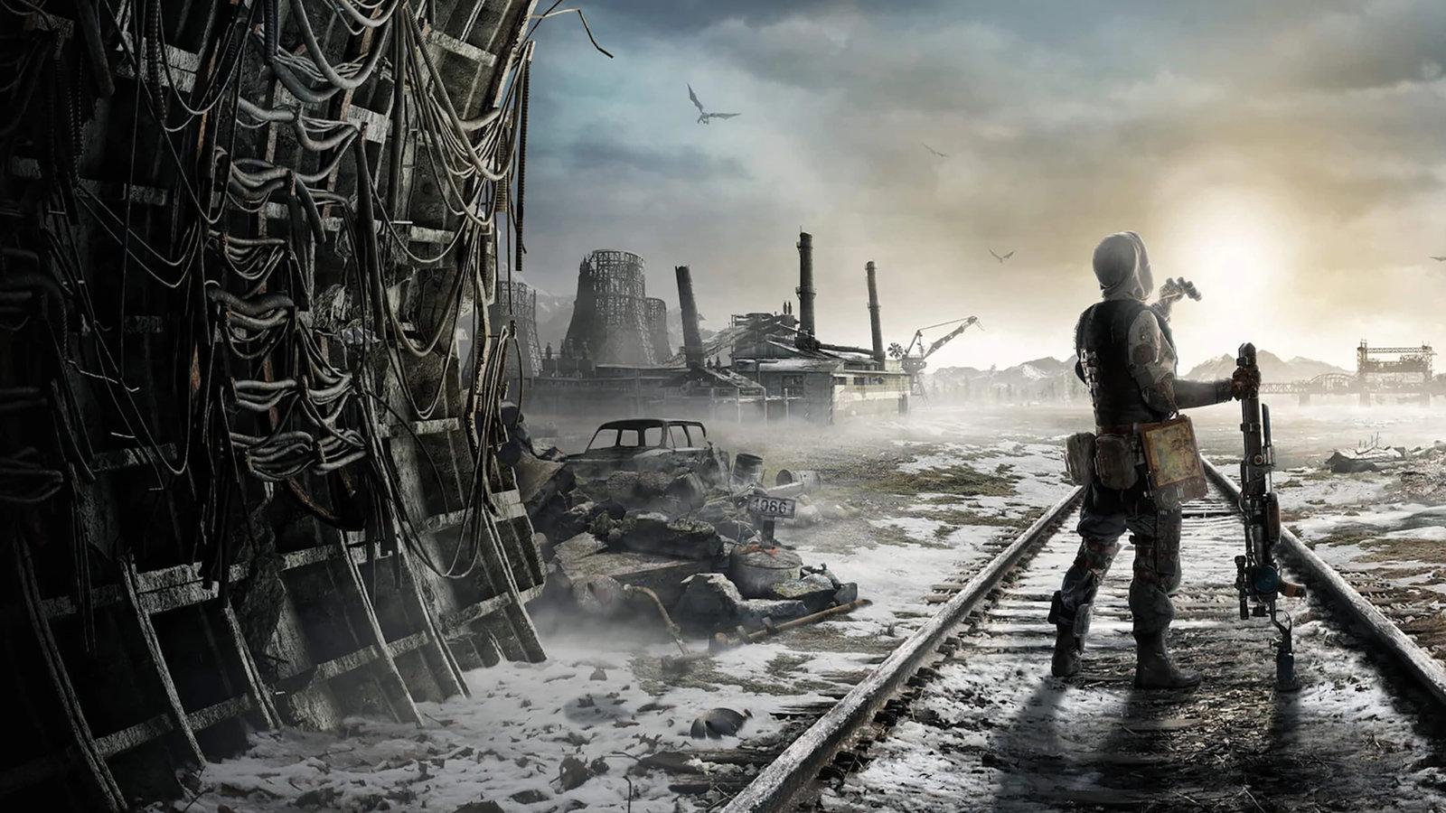 Metro Exodus - Gold Edition image 1