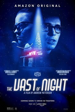 The Vast of Night - Saison 1