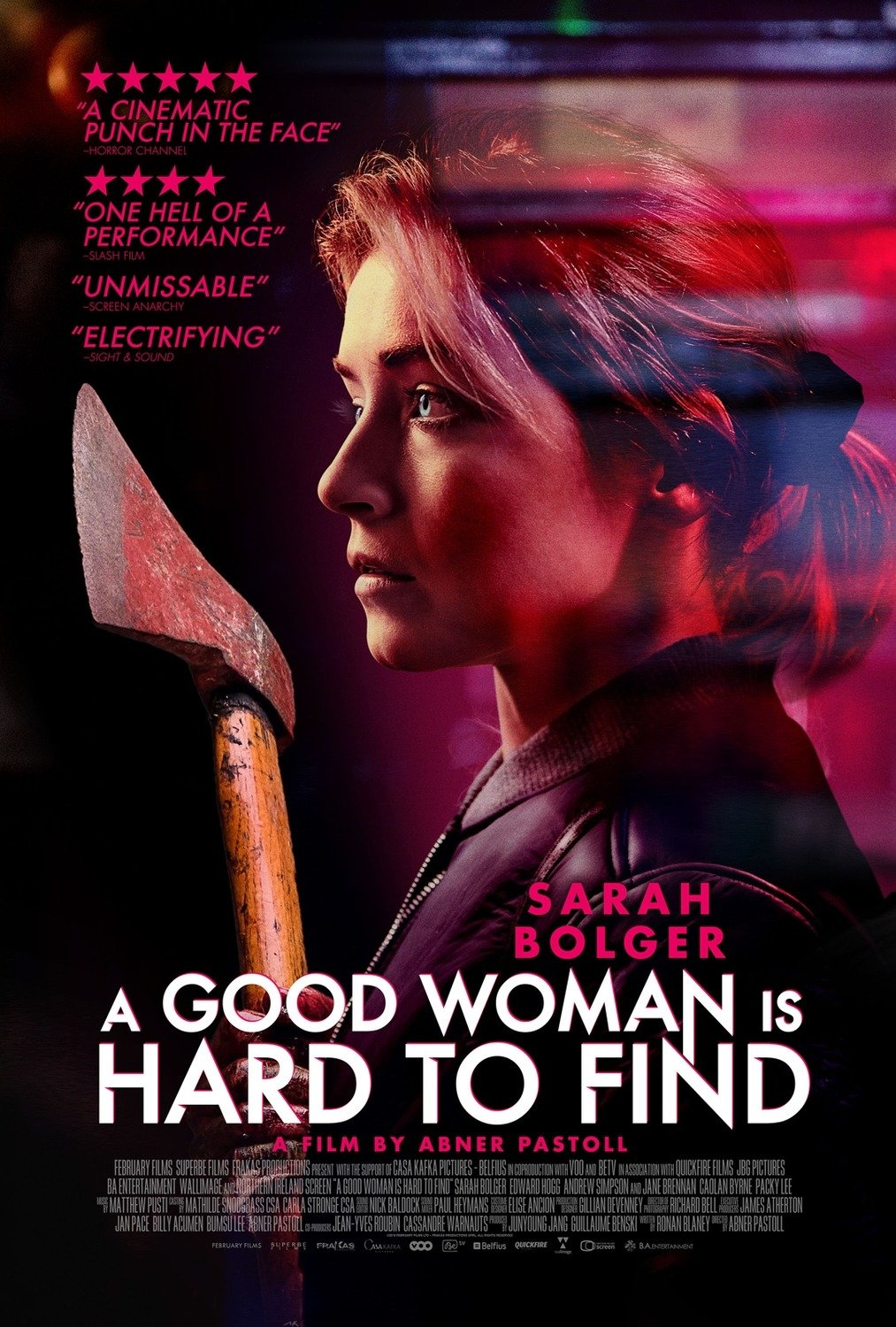 A Good Woman Is Hard to Find poster image