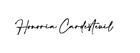 Signature Honoria
