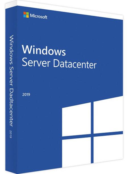 Poster for Microsoft Windows Server 2019