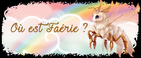 Où est Faérie2