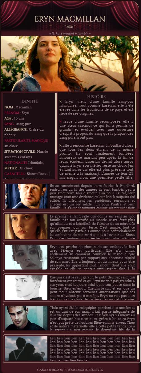 (F/H) ❦ scénarios et pré-liens ❦ Games of Blood 200601075315818378