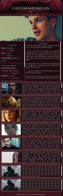 (F/H) ❦ scénarios et pré-liens ❦ Games of Blood 200601075425299103