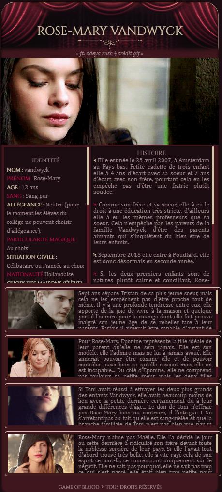 (F/H) ❦ scénarios et pré-liens ❦ Games of Blood 20060107585712180