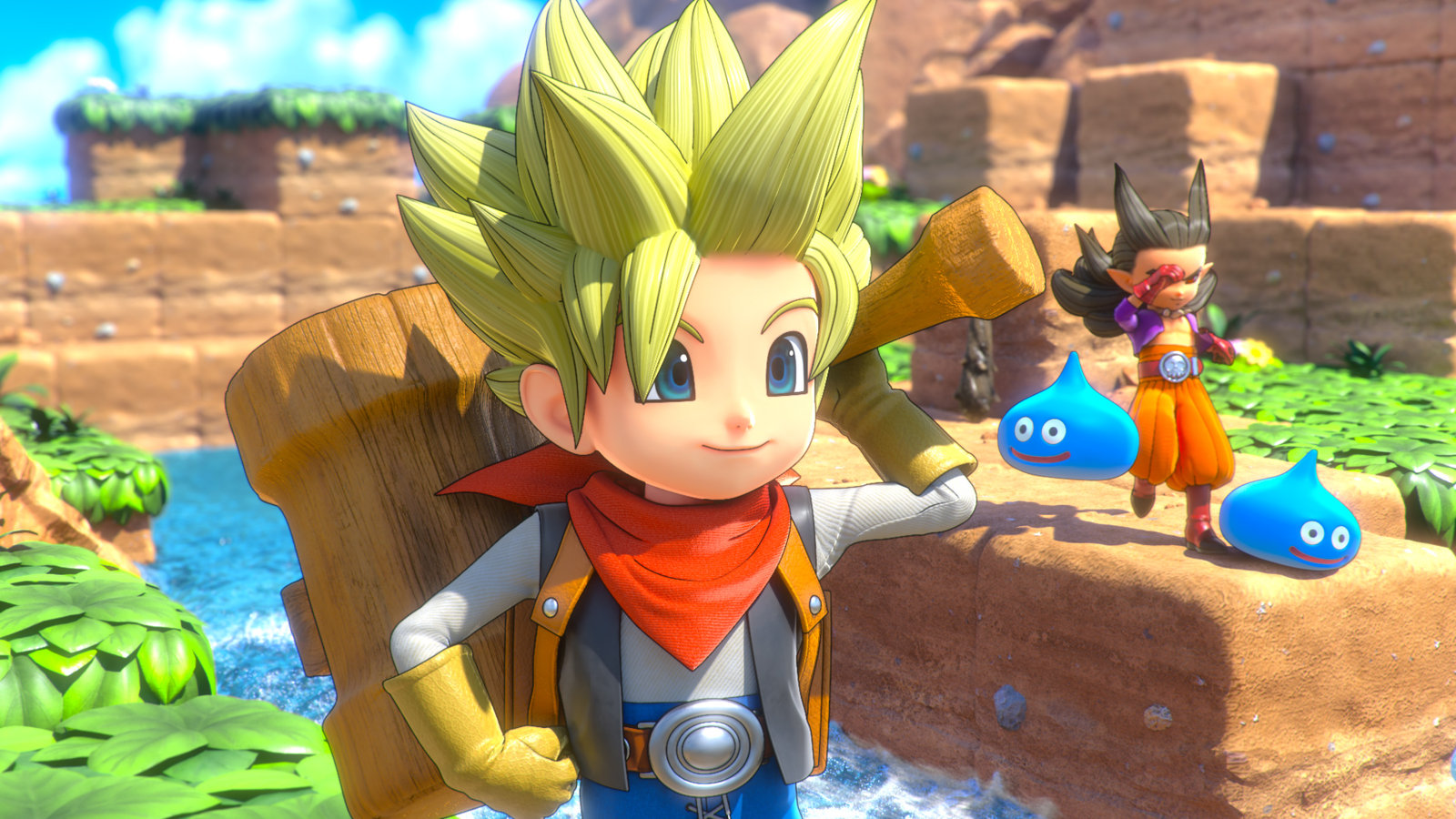 Dragon Quest Builders 2 image 1