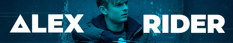 Poster for Alex Rider