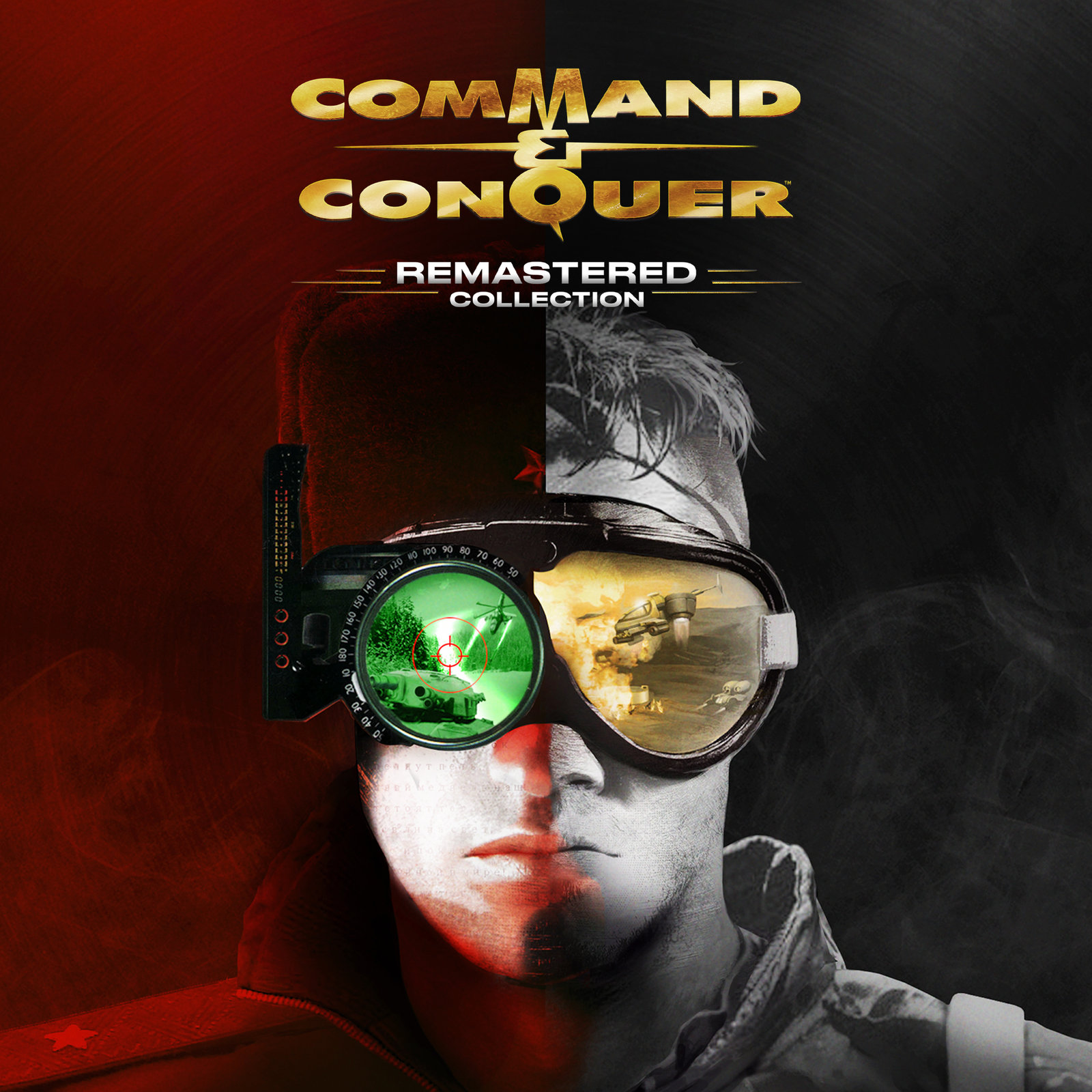 Poster for Command & Conquer Remastered Collection