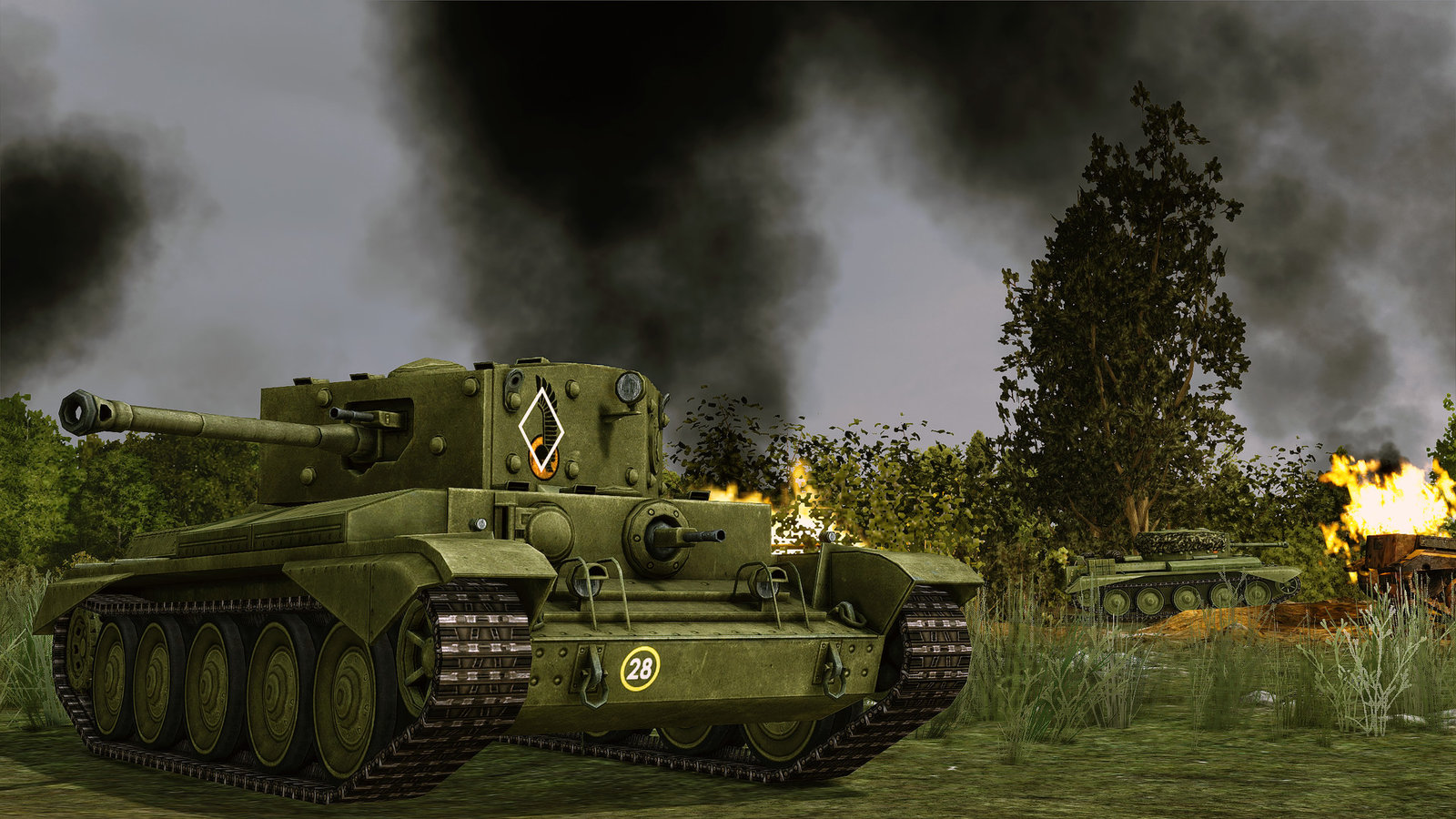 Steel Division 2 - Tribute to D-Day image 1