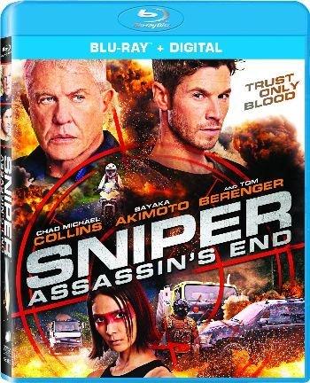 Sniper: Assassins End (2020) poster image