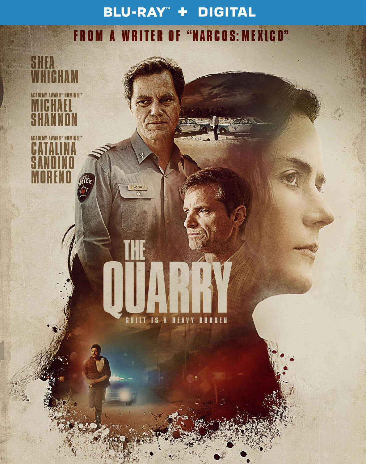 The Quarry (2020) poster image