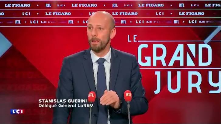 Le Grand Jury du dimanche 7 juin 2020_LCI SOSIE 1
