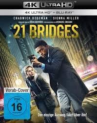 21 Bridges poster image