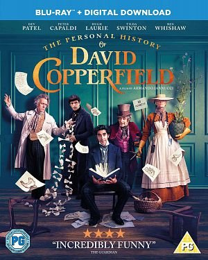 The Personal History of David Copperfield poster image