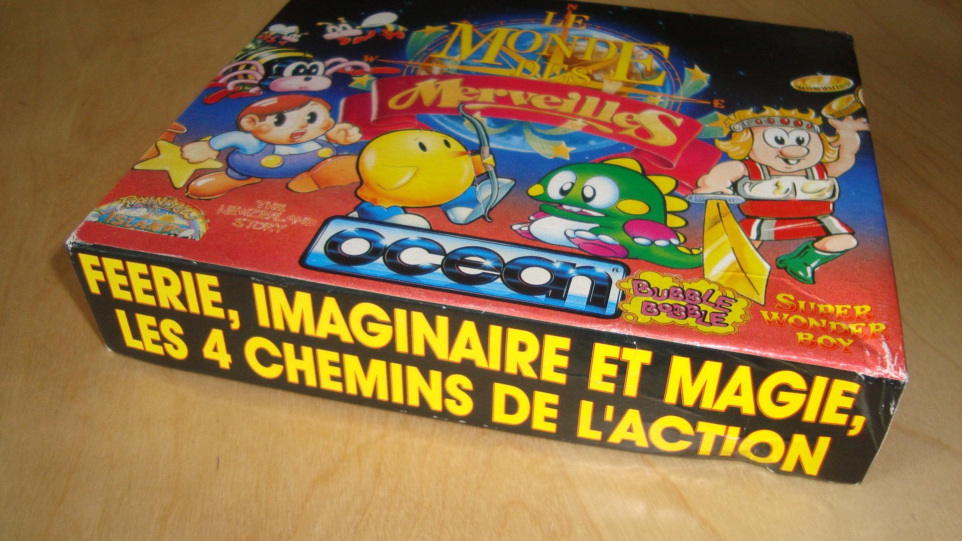 [TEST] Le Monde Des Merveilles - Atari ST 200615014826670410