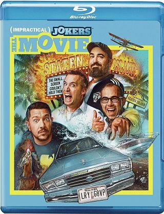 Impractical Jokers: The Movie poster image