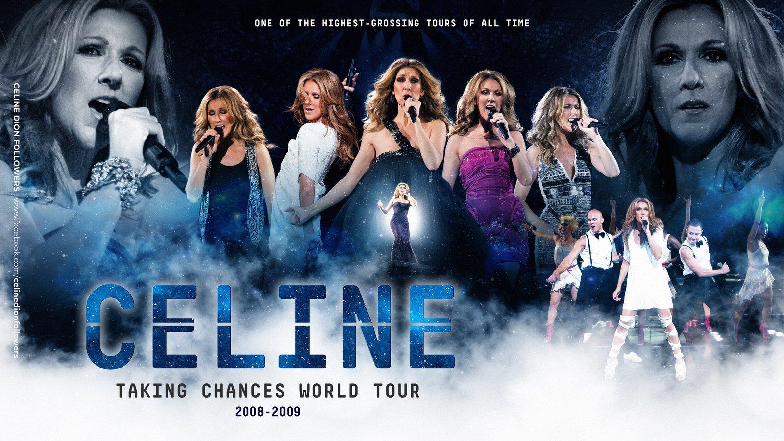 TAKING CHANCES WORLD TOUR