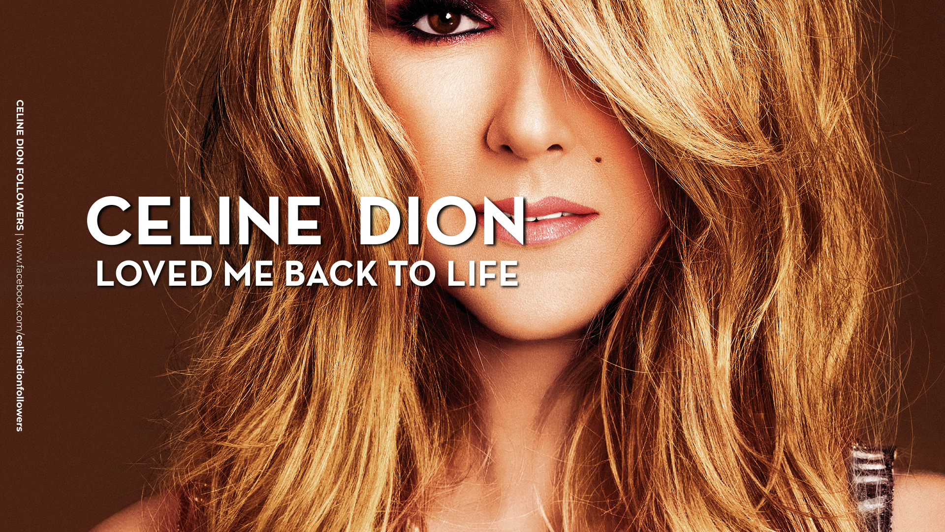 LOVED ME BACK TO LIFE HD WALLPAPER