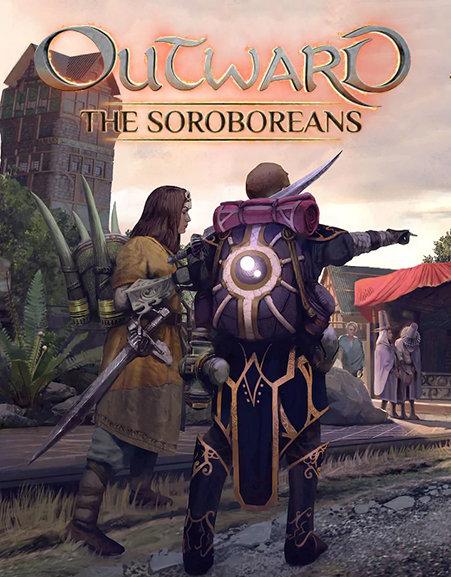 Poster for Outward: The Soroboreans